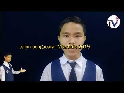 EPISOD KHAS ( 16 ) : CALON PENGACARA TERBAIK TV PSS 2019 - My DeeMan TV PSS SK Bukit Diman