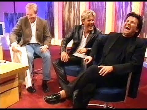 Modern Talking - Interview ( ZDF Die Johannes B.Kerner Show 20 08 1998 )