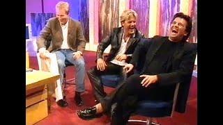 Modern Talking Interview ( ZDF Die Johannes B.Kerner Show 20 08 1998 ) | Nadja Farrag & Verona