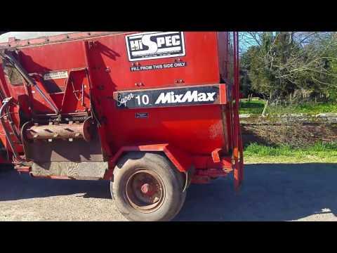 HiSpec MixMax 10 Demo
