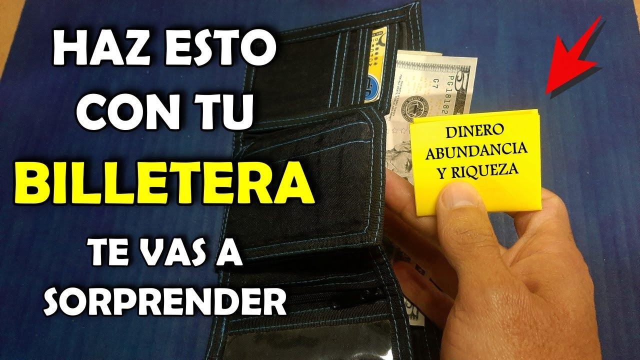 Lleva Esto en Tu Cartera o Billetera para Atraer Dinero, Prosperidad y Abundancia DE INMEDIATO 💰💲