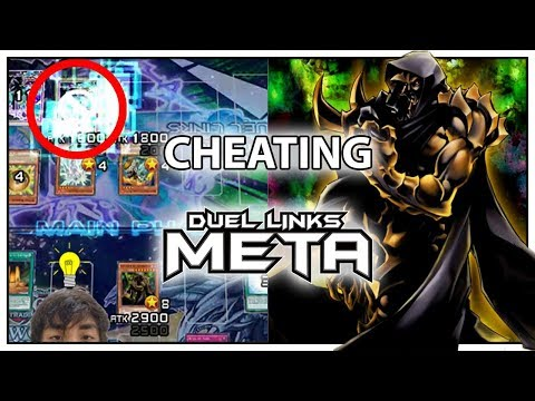 CHEATING Live on Stream (may delete later) [Yu-Gi-Oh! Duel Link]