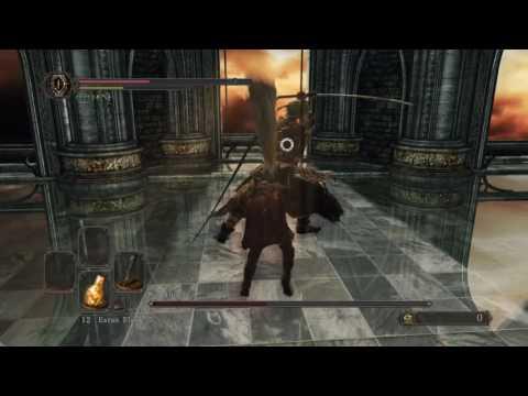 DARK SOULS™ II - Boss Fight - Sir Alonne