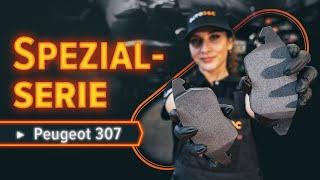 PEUGEOT 307 SW (3H) Bremssattel Reparatursatz auswechseln - Video-Anleitungen
