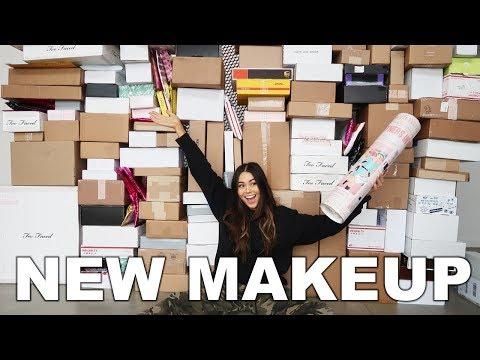MY BIGGEST PR UNBOXING YET PART 1 | Roxette Arisa Vlogs