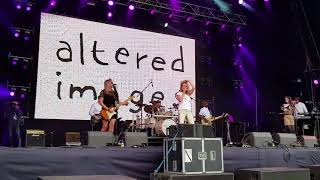Altered Images Don't Talk To Me About Love live at Let's Rock The North East