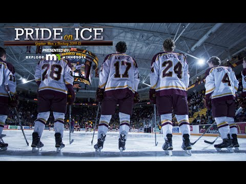 """Unfinished Business"" Pride on Ice: Gopher Men"