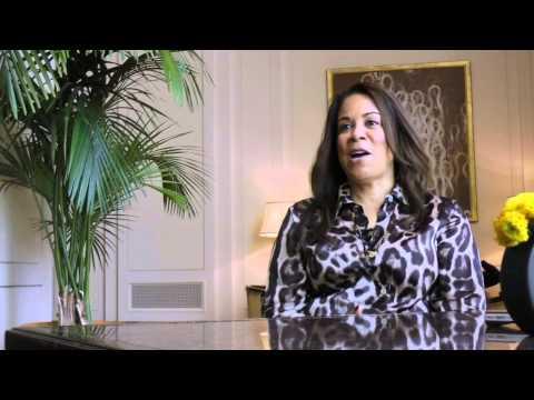 Juanita Vanoy Jordan on parenting