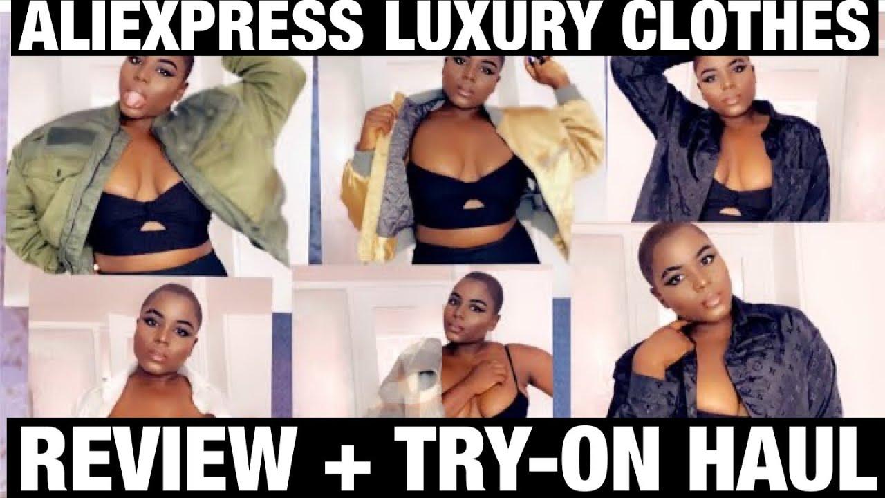 ALIEXPRESS FALL TRY-ON HAUL *  trendy and stylish*