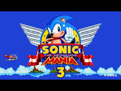 Sonic The Hedgehog 3 Mania :: First Look Gameplay (1080p/60fps)