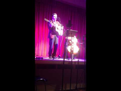 The Blower's Daughter - Damien Rice Cover by David Smyth