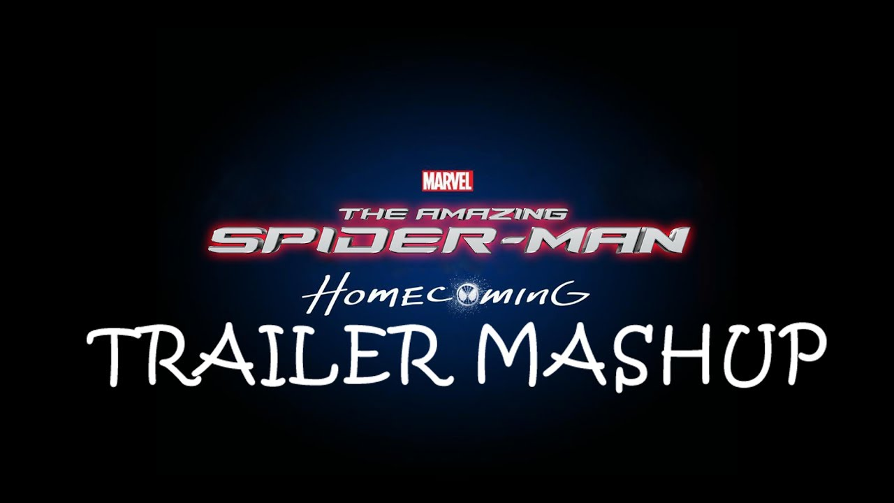 The Amazing Spiderman (Homecoming Style!)