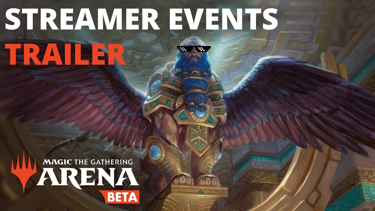 MAGIC: THE GATHERING ARENA partners with streamers for special new