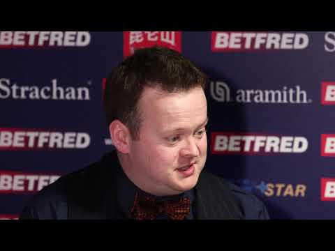 """Those small errors have a way to get you here"" - Shaun Murphy - Press Conference"