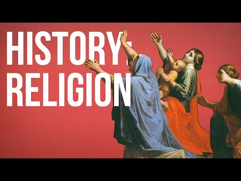 HISTORY OF IDEAS – Religion