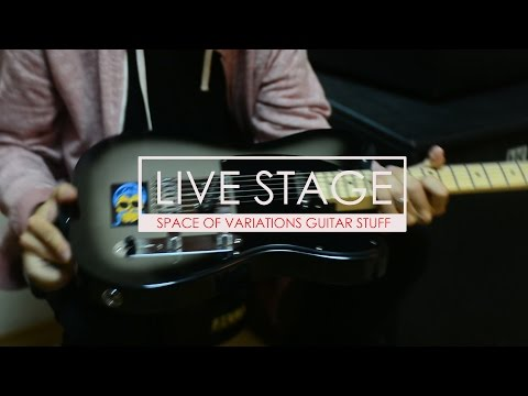 Live Stage Guitar Stuff  (Space of Variations)