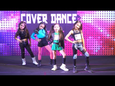 180121 KKIBB cover BLACKPINK - Intro + BOOMBAYAH @ The Explace Cover Dance 2018 (Audition#1)