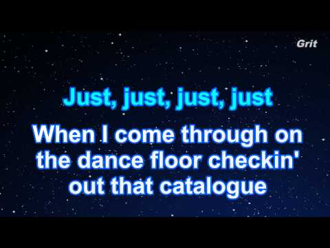 Just Dance - Lady GaGa Karaoke【Guide Melody】