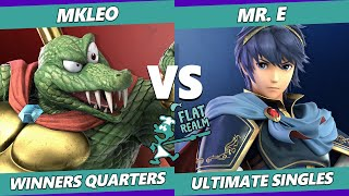 Random Flatrealm - T1 | MkLeo Vs. Mr. E - Smash Ultimate Top 24