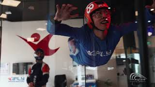 Imagine Education Goes Indoor Skydiving!