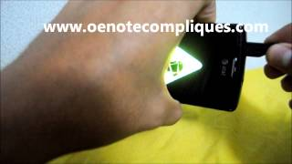Colocar en Download Mode al Samsung Captivate [HD]