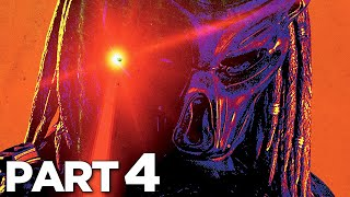 FIRST GAME PLAYING AS PREDATOR in PREDATOR HUNTING GROUNDS Walkthrough Gameplay Part 4