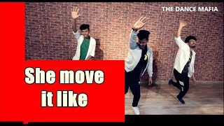 She Move it Like | Badshah | Choreography by Deep Birla THE DANCE MAFIA