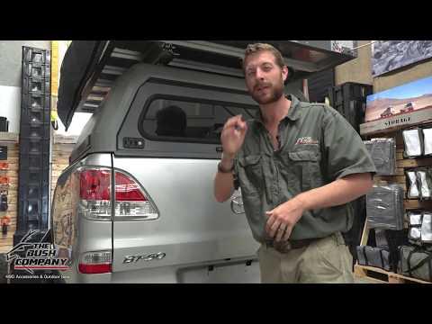 Rhino Cab Extreme Alu Canopy - The Bush Company
