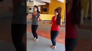 Video Kaan Mein Double Jhumka - Kumauni beautiful girls dancing presented by b2faithx download MP3, 3GP, MP4, WEBM, AVI, FLV Oktober 2018