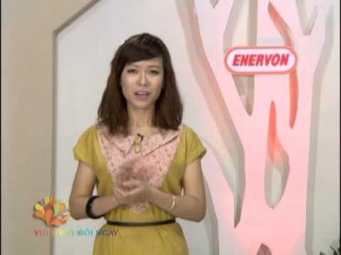 Mẹo làm sạch bóng nền nhà - Vui Sống Mỗi Ngày [VTV3 - 19.07.2012]
