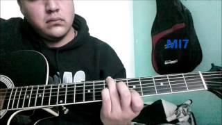virlan garcia y cambio mi suerte tutorial acordes y requinto
