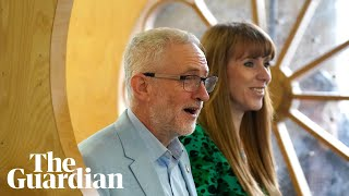 Jeremy Corbyn and Angela Rayner outline Labour's plans for education - watch live
