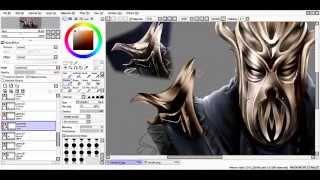Miraak Digital Art Speed Draw