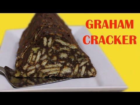 GRAHAM CRACKER CHOCOLATE Dessert