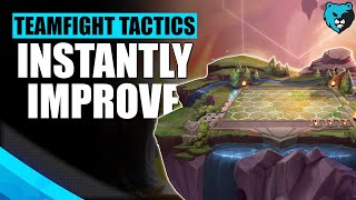7 Tips to INSTANTLY Improve at Teamfight Tactics TFT Beginner's Guide