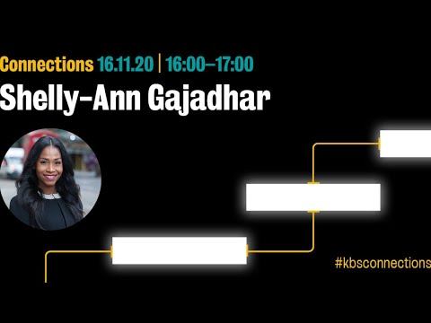Connections:  'Young, Agile and Uncertain' with Shelly-Ann Gajadhar