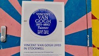 Van Gogh's London with Iain Sinclair