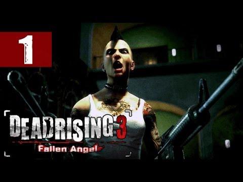 Dead Rising 3 - Walkthrough - Fallen Angel DLC - Part 1 - Walk Out With A Mace