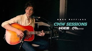 CMW Sessions: Born Ruffians