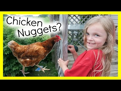 HUNGRY FOR CHICKEN NUGGETS??? & GIVEAWAY WINNERS!