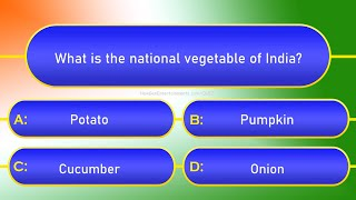 National Symbols of India Quiz | Independence Day and Republic Day Quiz | India