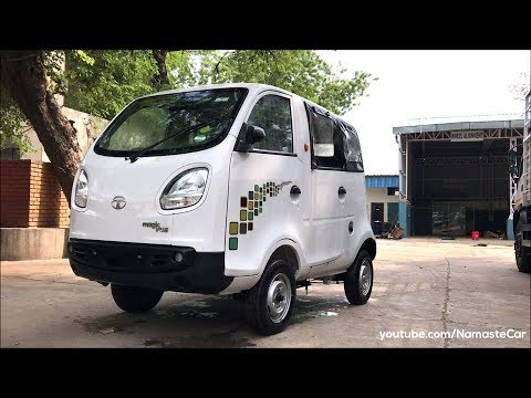 Tata Magic Iris Diesel/CNG 2018 | Real-life review