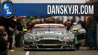 iRacing: New Aston Martin DBR9 GT1 Test - Nürburgring