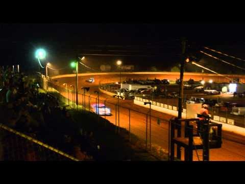 limited latemodel laurens speedway 6/6/15