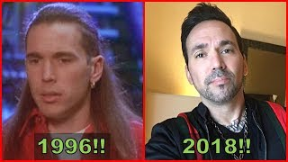 Power Rangers Zeo Then and Now 2018|Zeo Before And After!(1996-2018)