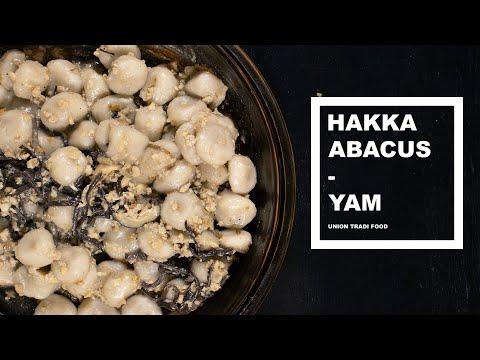 Cooking tutorial - HAKKA FOOD ABACUS