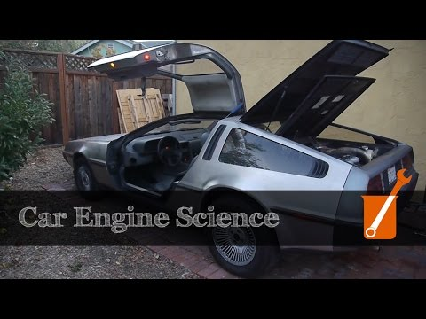 Car engine science: Ignition timing, emissions, mixture