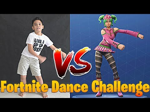 FORNITE DANCE CHALLENGE GONE WRONG  TheRempongs