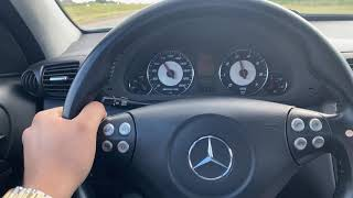 2006 Mercedes-Benz C55 AMG Drive