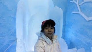 Review địa điểm tận hưởng không khí bắc cực siêu lạnh - 5 độ